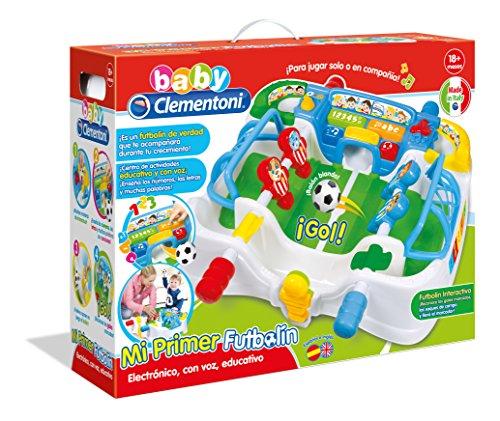 Baby Clementoni Fermín, mi Primer futbolín (55177.4)