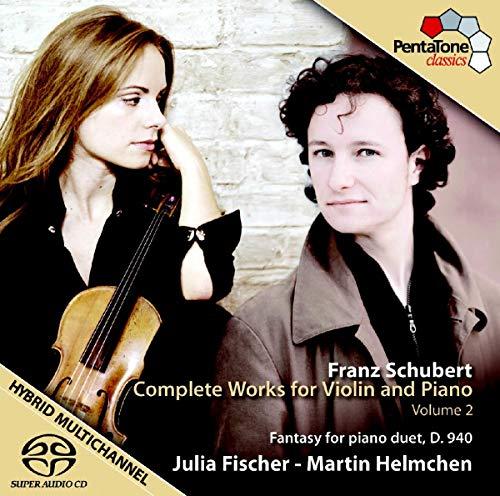 Werke für Violine und Klavier Vol.2