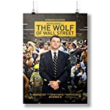 2013 The Wolf of Wall Street Film Movie A0 A1 A2 A3 A4
