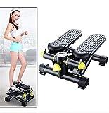 MYCZ Multifunktionale Mini-Hydraulik-Stepper-Stummschaltung Mit Digitaler Anzeige des Kalorienverbrauchs Pedalmaschine Leiter Trainingsgerät Kletterpedalmaschine
