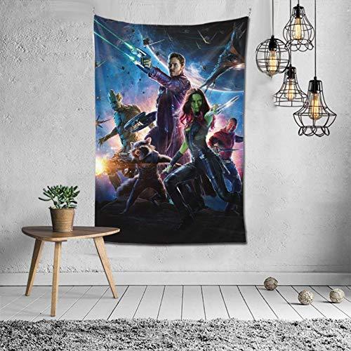 Hdadwy Guardi-ANS GAL-axy Tapiz Acogedor único Manta Colgante de Pared hogar Arte Fiesta apartamento Dormitorio Sala de Estar tapices decoración 60 x 40 Pulgadas