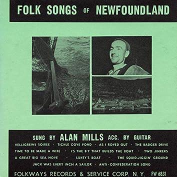 Folk Songs of Newfoundland