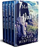 Marrying Mr. Darcy: Books 1-4 Complete Series (Danger and Darcy Book 2) (English Edition)