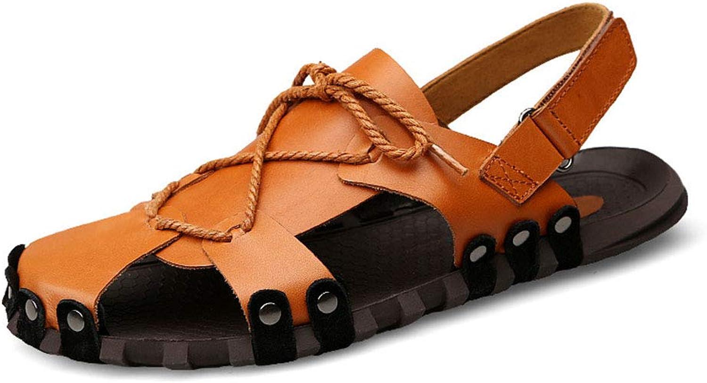 Sandaler, 2019 Springaa Springaa Springaa  sommar ny Comfort skor utomhus strand skor Fisherman Boat skor Flip -Flops, rödbspringaaa,42  butiken gör köp och försäljning