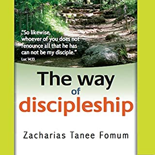 The Way of Discipleship audiobook cover art