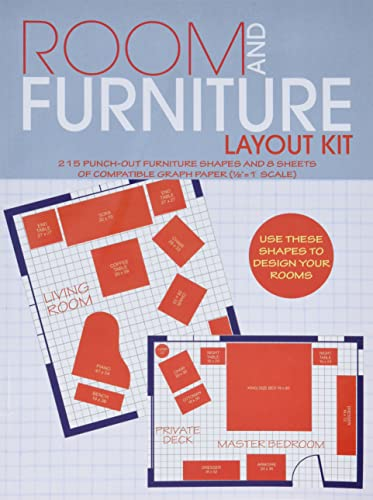 Compare Textbook Prices for Room and Furniture Layout Kit 38206th Edition ISBN 0800759242139 by Hendler, Muncie