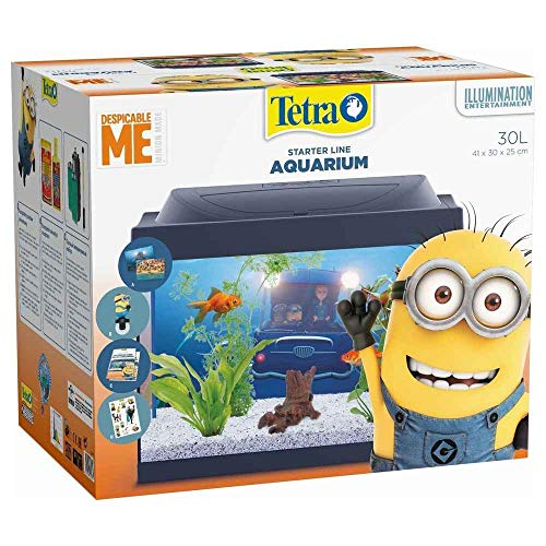 Tetra Starter Line Minions Aquarium, 30 l