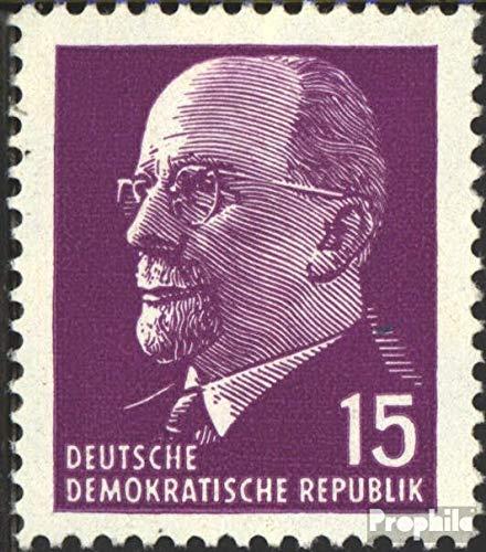 Prophila Collection DDR 847Z Wasserzeichen 1 1967 Ulbricht (Briefmarken für Sammler)