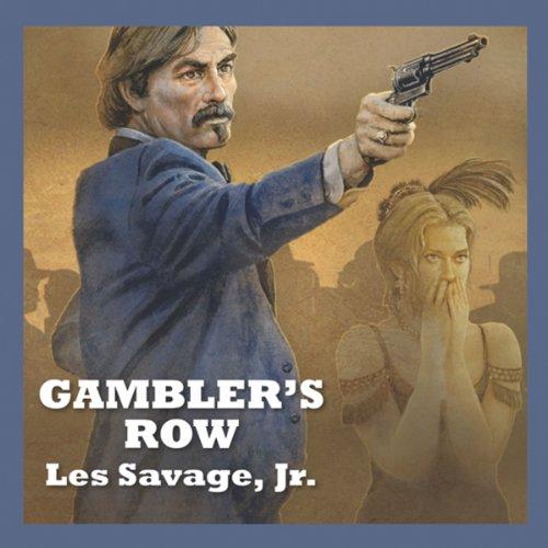Gambler's Row cover art