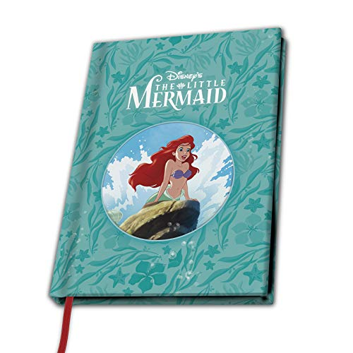 ABYstyle - Disney - Arielle, die Meerjungfrau - Notizbuch A5 - Arielle