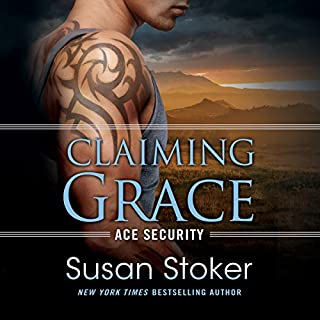 Claiming Grace audiobook cover art