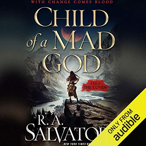 Page de couverture de Child of a Mad God