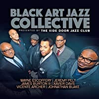 Presented By The Side Door Jazz Club by Black Art Jazz Collective