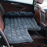 Split Art Auto-Luft-Bett-Auto-Spielraum-Auto-Rücksitz-Bett Auto Dual-Use-Mehrzweck-Luftmatratze Auto Aufblasbares Bettes Eine Vielzahl Von Automodellen Unterstützung,Schwarz