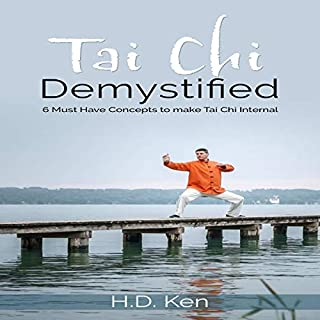 Tai Chi Demystified audiobook cover art