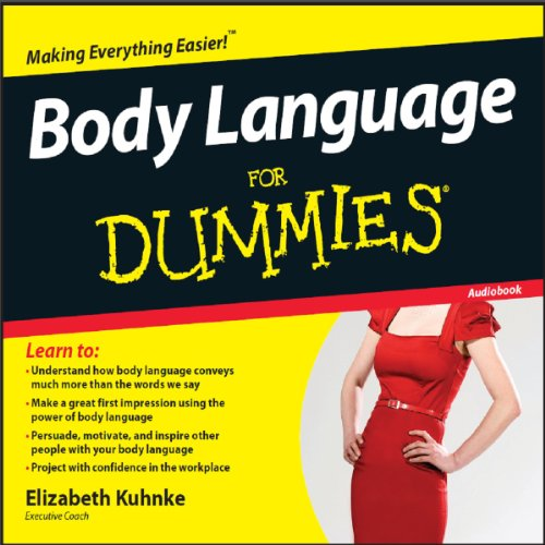 Body Language for Dummies cover art