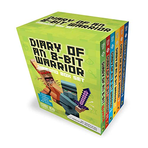 Compare Textbook Prices for Diary of an 8-Bit Warrior Diamond Box Set  ISBN 0050837430549 by Cube Kid