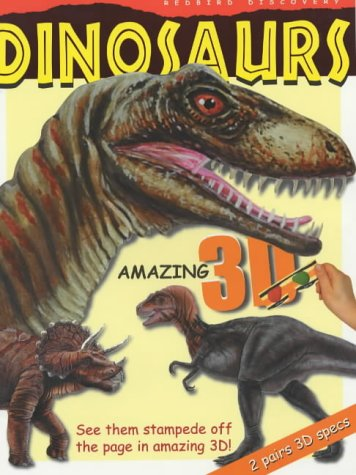 Amazing 3D Dinosaurs (Incredible 3D)