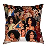zxnucbvve Tr YWDAR ace e Ellis Ross Photo Collage Pillowcase Zierkissenbezüge Cover Kissenbezüge...