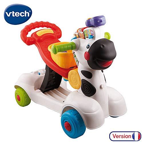 VTech 3-in-1 Zebra-Roller, mehrfarbig, in englischer Sprache