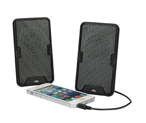Cyber Acoustics USB Rechargeable Portable Speaker System (PS-2500)
