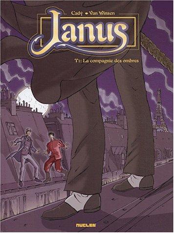 Janus, tome 1