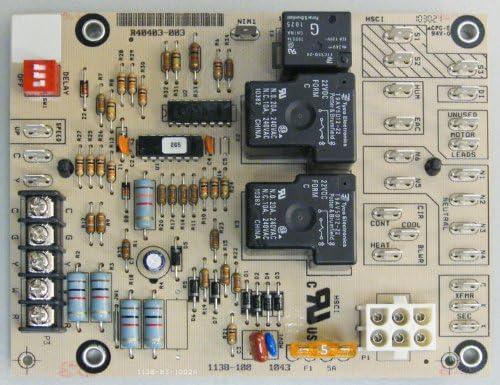 Armstrong Furnace Blower Control Circuit Board (# R40403-003) - Hvac  Controls - Amazon.comAmazon.com