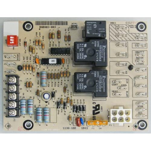 armstrong furnace blower control circuit board (# r40403-003) - hvac  controls - amazon com