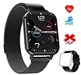 jpantech Smartwatch 1.78 Orologio Fitness Tracker collegato con GPS, IP68 Activity Tracker...
