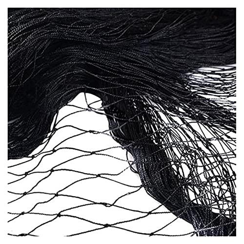 ZCXIONG Malla Negra Anti pájaro NEYLON NEYLON Malla para EL ÁRBOL DE Frutos ÁRBOL DE PUERTE DE PIERDA DE PIERD 10/15 / 20 / 25M (Size : 5M x 20M)
