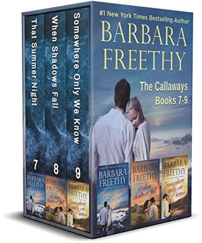 Callaways Box Set. Books 7-9: Heartwarming and thrilling contemporary romance! (The Callaway...