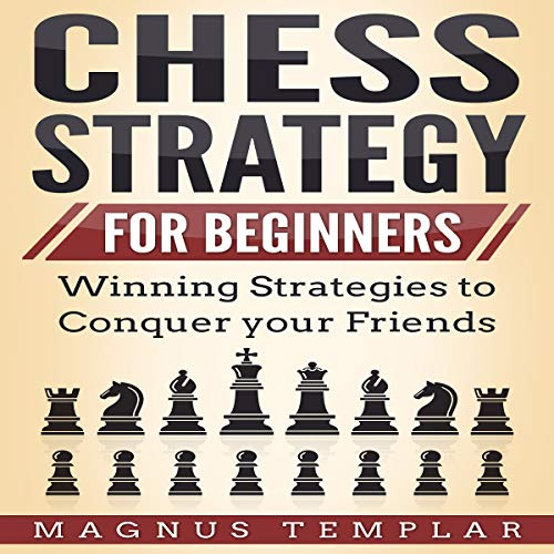 Chess Strategy: For Beginners cover art