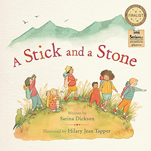 A Stick and a Stone (English Edition)