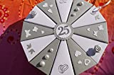 Tolle Torte Silberhochzeit, Geld verschenken, Geldgeschenverpackung, Hochzeitsgeschenk, Verpackung...