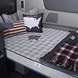 MOBILE INNERSPACE Luxury Products Truck Relax Mattress, 35 by 79 by 5.5'
