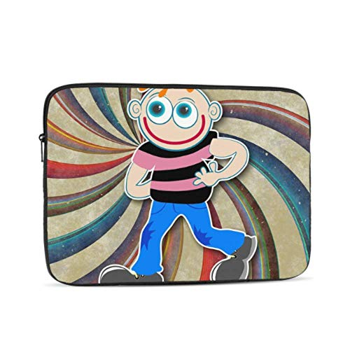 Cartoon Boy Youth People Person Character Male Pattern 7.9-8 Inch Tablet Case Sleeve for New Apple Mini 5/8' Samsung Galaxy Tab A / 8' Huawei Mediapad M5 / Lenovo Tab M8