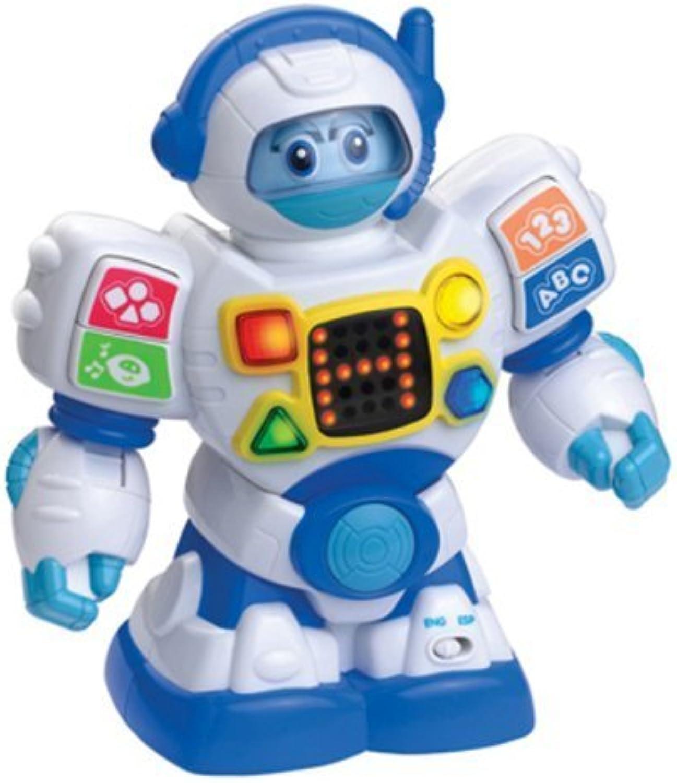 Robotic Teacher by Hap-P-Kid
