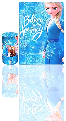 Textil Manta Polar 150x100 cm Frozen 2