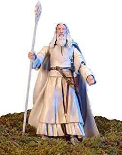 Lord of the Rings Gandalf the White Figure - Original Two Towers Box Packaging