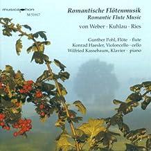 Weber C.M. Von Flute Trio O