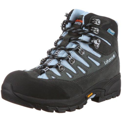 Lafuma Chaussures DE Randonnee Montantes LD ATAKAMA LFG1899 Gun Metal Taille EUR 41 1/3 US Lady 9.5