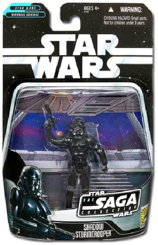 Starwars shop com Comi-con Limited Shadow Storm Trooper [Toy] (japan import)
