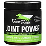 Super Snouts Joint Power, 2.64oz. 100% Green Lipped Mussel Powder by Super Snouts