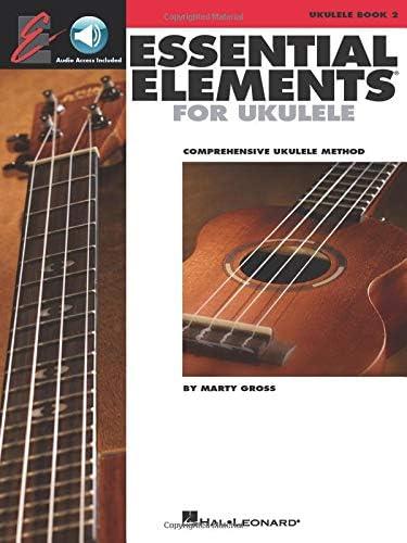 Essential Elements Ukulele Method Book 2 The Ukulele Ensemble Series product image