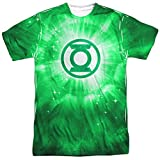 La linterna verde energía verde camiseta para adulto sublimada