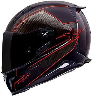 Nexx XR2 Helmet - Carbon Pure Red - XL