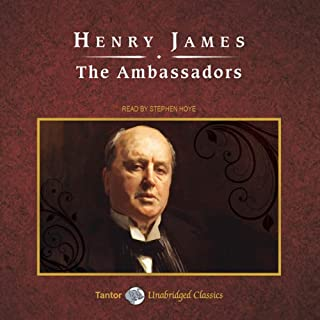 The Ambassadors audiobook cover art