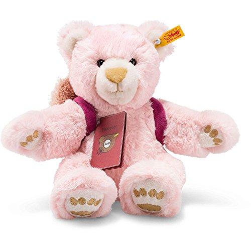 Steiff 22180 Teddyb.Lula Weltenbummlerin 30 rosa Bär