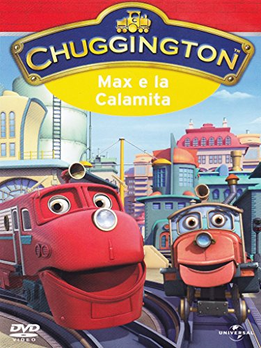 Chuggington - Max e la calamitaVolume09