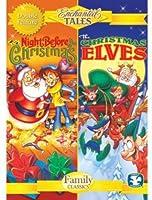 Enchanted Tales: Night Before Christmas & X-Mas [DVD] [Import]
